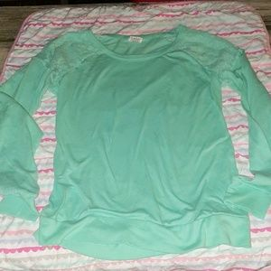 Victoria Secret Pink Long Sleeve Womens Top